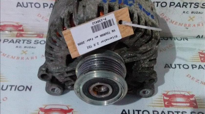 Alternator 2.0 TDI VOLKSWAGEN TOURAN 2003-2010