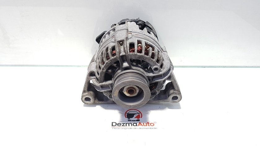 Alternator 70A Opel Astra G Combi 1.2 benzina, 0124225041