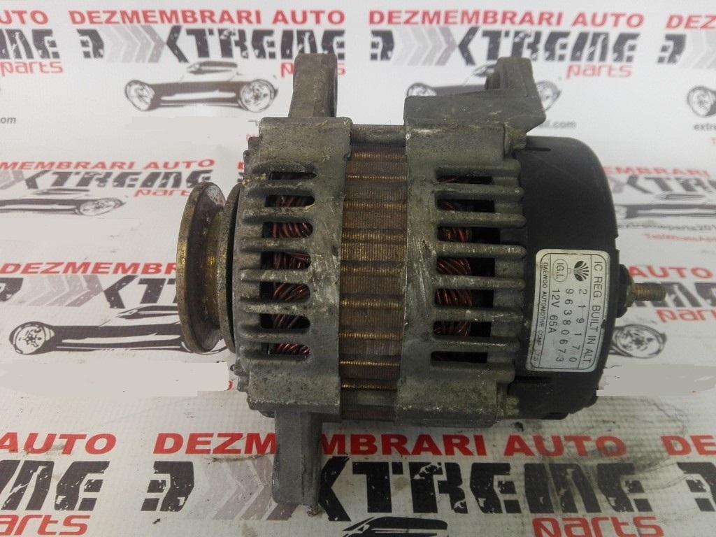 alternator 96380673 pentru Daewoo Matiz