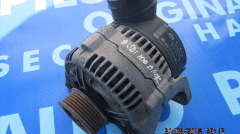 Alternator Audi 100 Bosch 0120465008 /120A