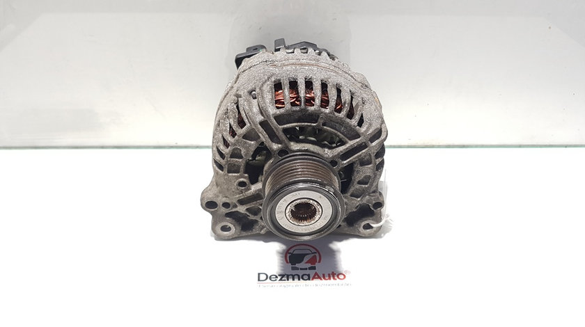 Alternator, Audi A2 (8Z0) [Fabr 2000-2005] 1.4 tdi, BHC, 045903023G (id:407720)