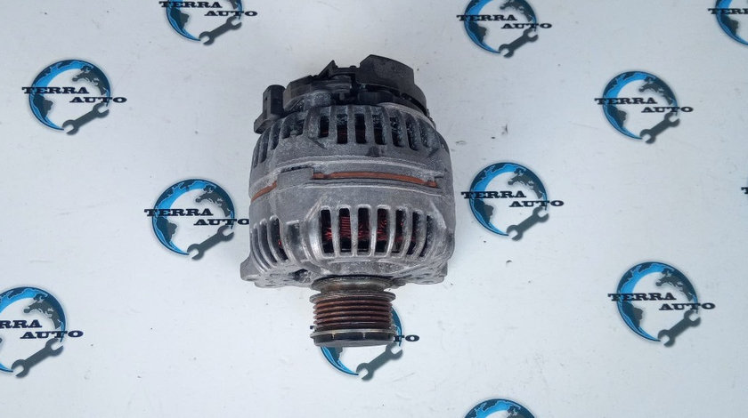 Alternator Audi A3 8P 2.0 TDI 103 KW 140 CP cod motor BKD