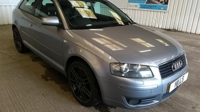 Alternator Audi A3 8P 2005 Hacthback 2.0 TDi