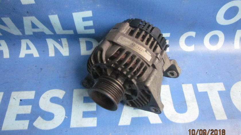 Alternator Audi A4 1.8T; Valeo 058903016E /90A