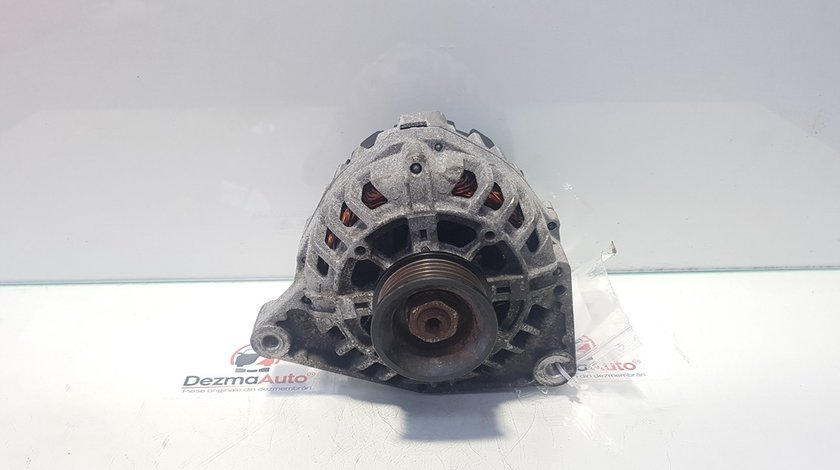 Alternator, Audi A4 (8D2, B5) 1.8 T, benz, APU, cod 06B903016D