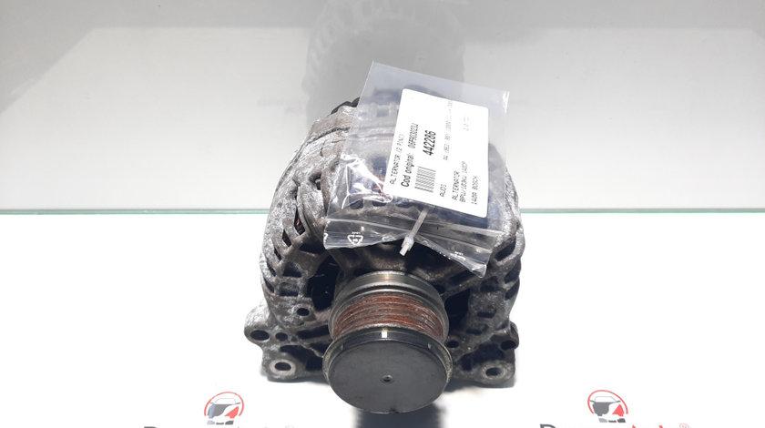 Alternator, Audi A4 (8E2, B6) [Fabr 2000-2004] 2.0 tdi, BPW, 06F903023J (id:442286)