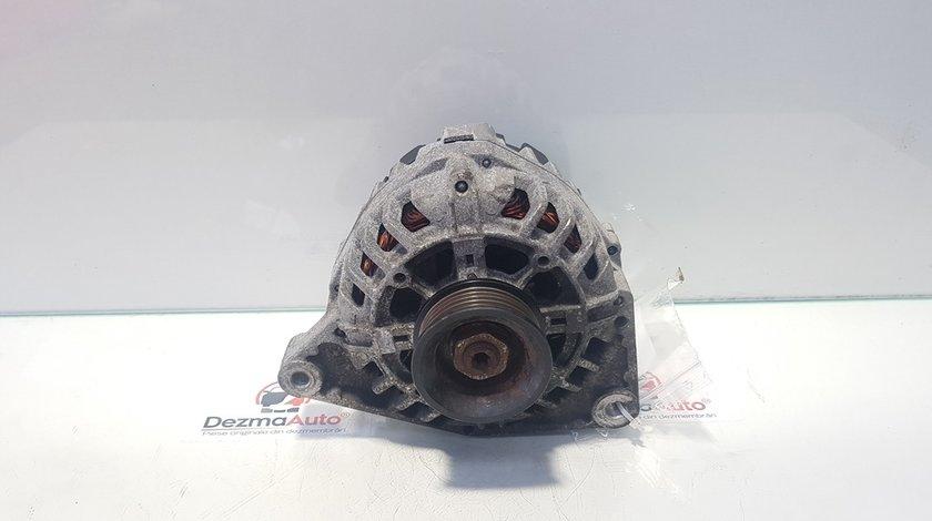 Alternator, Audi A4 (8EC, B7) 1.8 benz, AVT, cod 06B903016D (id:376746)