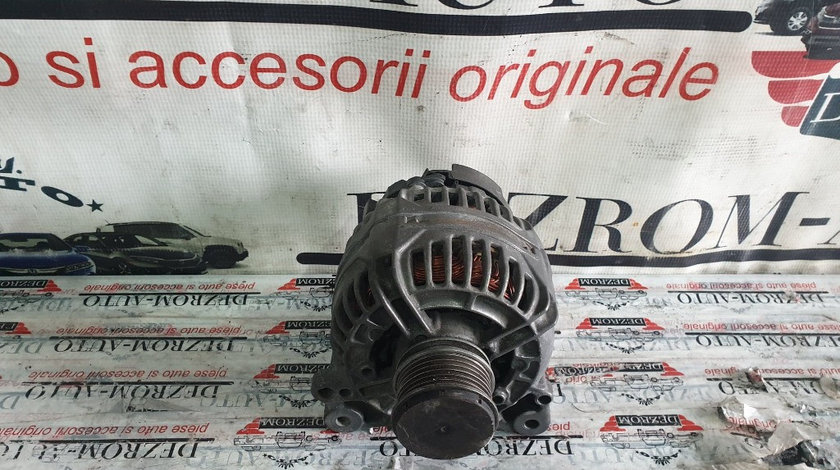 Alternator Audi A4 B5 1.9 TDI 115 cai motor ATJ cod piesa : 028903031