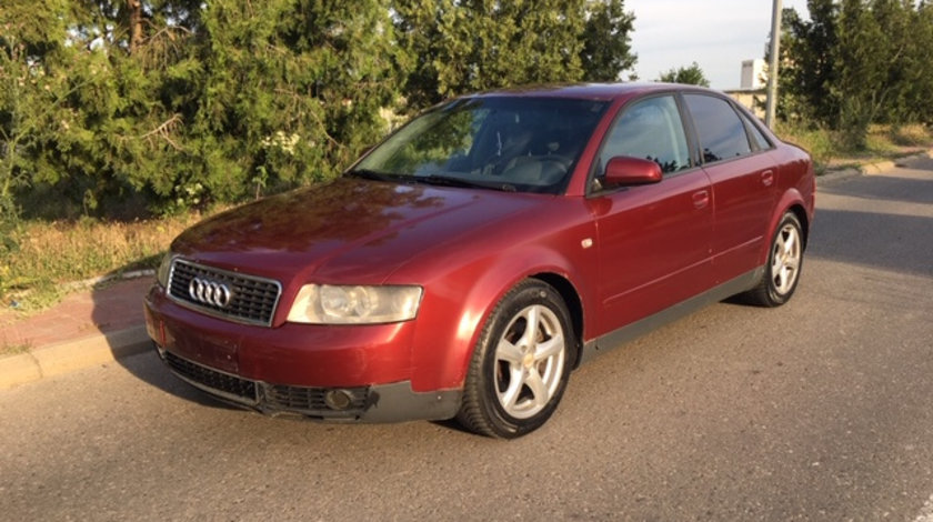 Alternator Audi A4 B6 2003 BERLINA 2.5 TDI