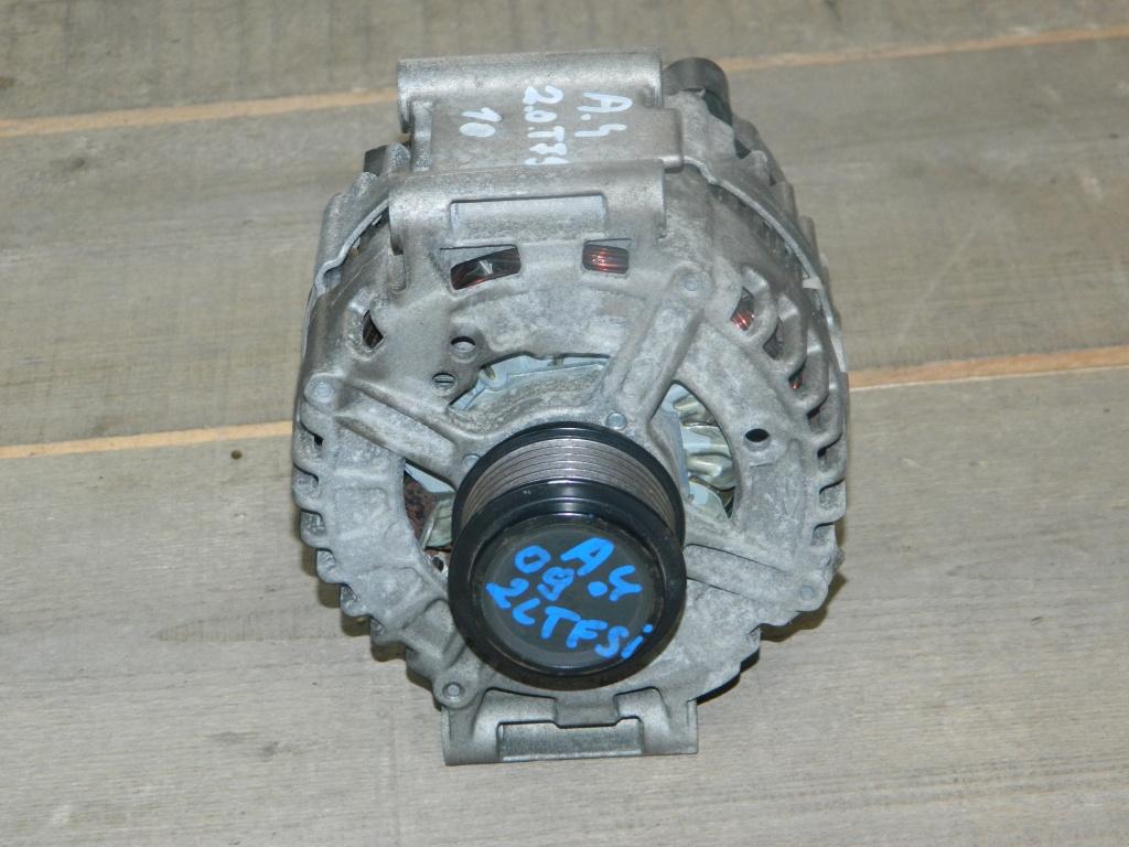 Alternator Audi A4 B8 8K 2.0 TFSI model 2010