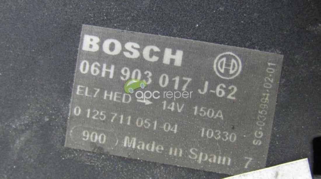 Alternator Audi A4 B8 8K/ S4 / A5 8T / S5 Facelift 1.8 / 2.0 TFSI - Cod: 06H903017J