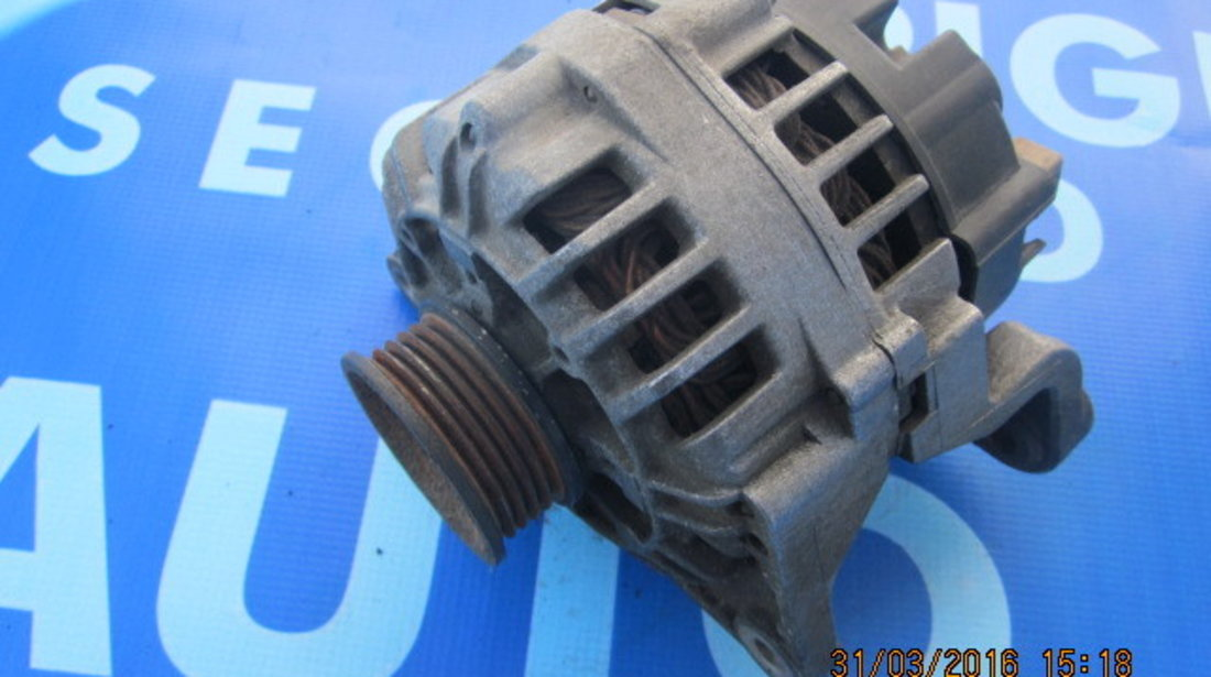 Alternator Audi A4  Valeo 06B903016D /90A
