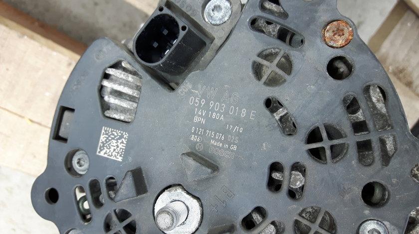 Alternator Audi A6 4F 2.7TDI 3.0 TDI 239CP  180A BOSCH