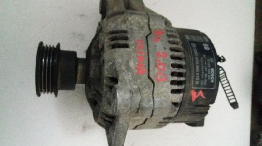 Alternator Audi B4 2.0 benzina cu clima cod 0123335001 14v 90A