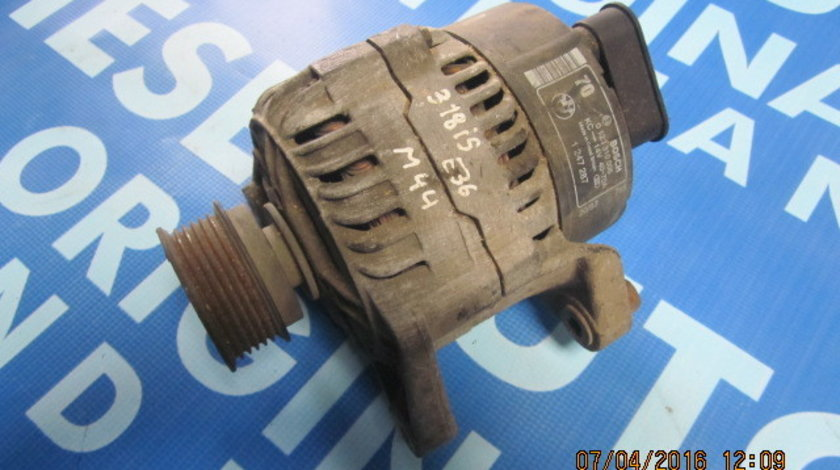Alternator BMW E36 ;Bosch 0123310006 /70A