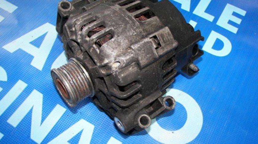 Alternator BMW E46; Valeo 2542609A /120A