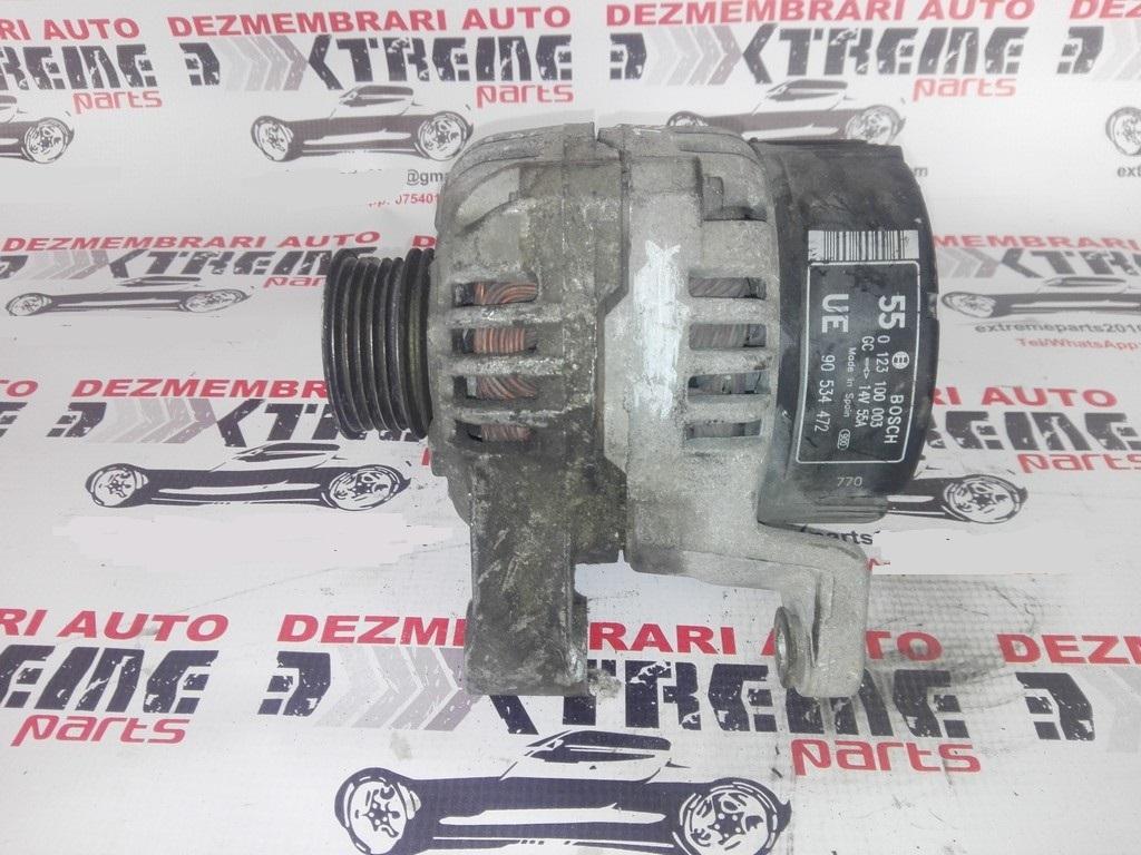 alternator bosch 90534472 - 0123100003 pentru Opel Corsa B