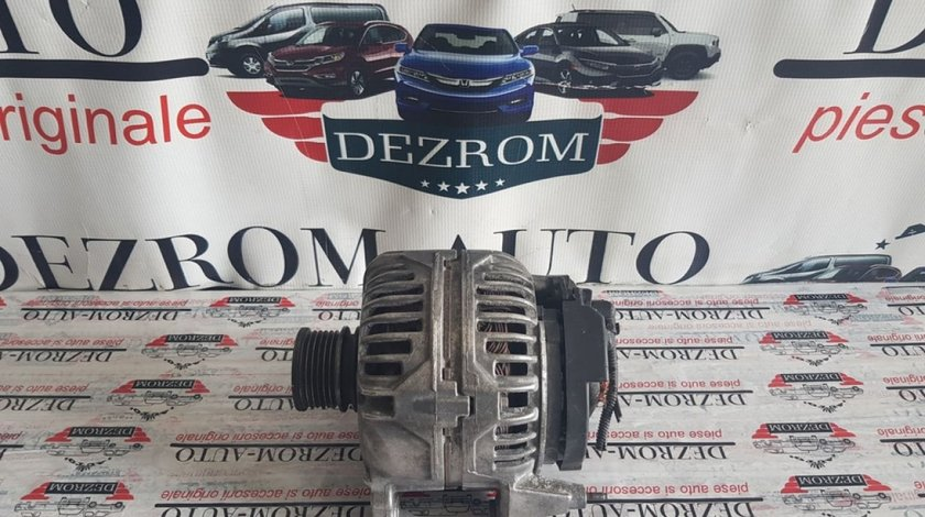 Alternator Bosch original 140A Audi A4 B7 2.0TDi 121cp 06F903023F