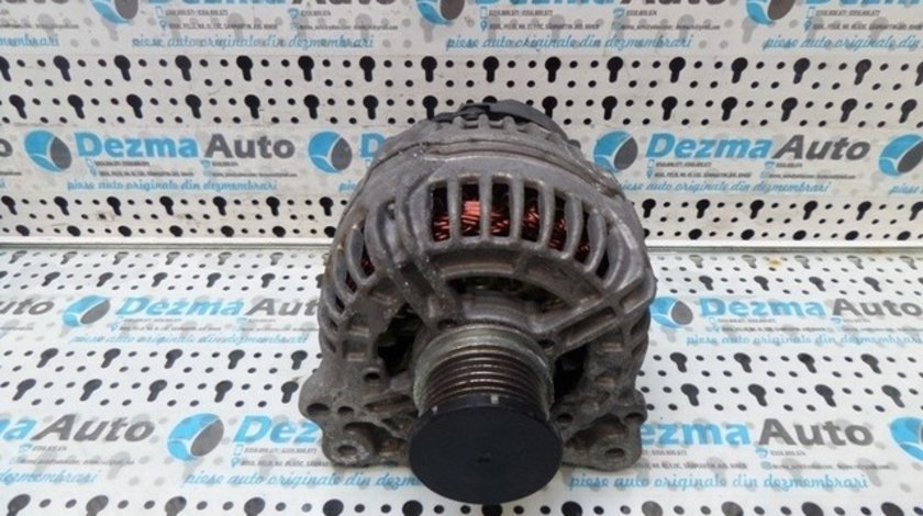 Alternator cod 03G903016E, Audi A4, 2.0tdi (id:193400)