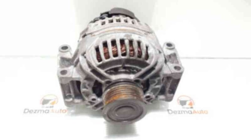 Alternator, cod 06B903016P, Audi A4 Avant (8E5, B6) 1.8T, Benzina