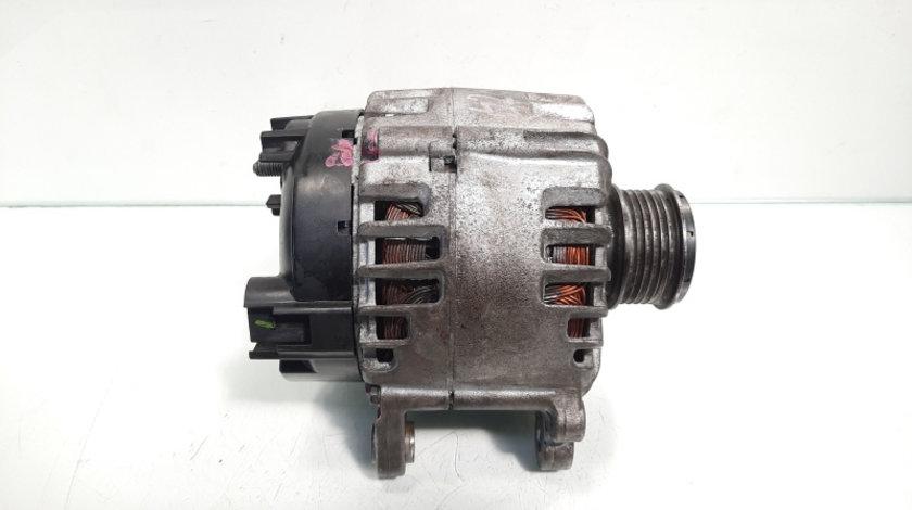 Alternator, cod 06F903023D, Seat Leon (1P1) 1.6 tdi, CAYC (id:469119)