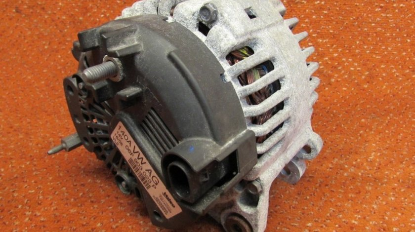 Alternator cod 06f903023p vw golf 5 r32 3.2 fsi dsg 4motion