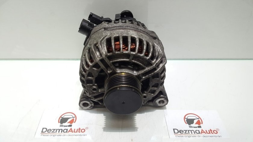 Alternator, cod 9646321880, Citroen C5 (II) Break, 1.6hdi din dezmembrari