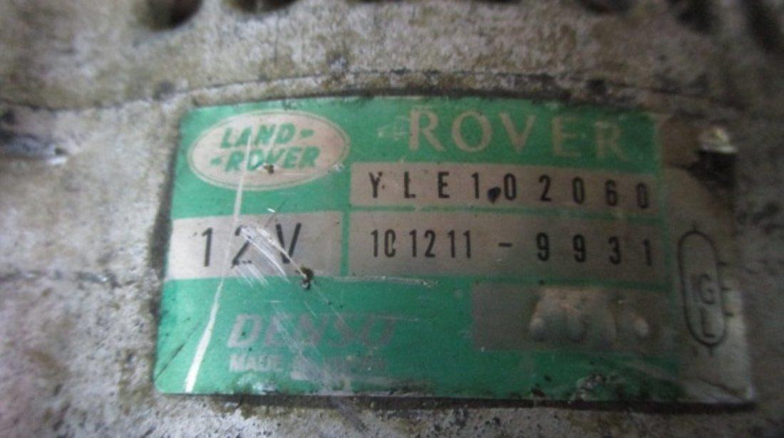 ALTERNATOR COD YLE102060 / 101211-9931 LAND ROVER FREELANDER / ROVER 75 ⭐⭐⭐⭐⭐