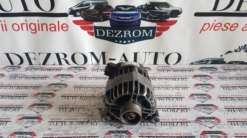Alternator Denso original 70A Peugeot 206 1.6i 90/109/110cp 9641398480