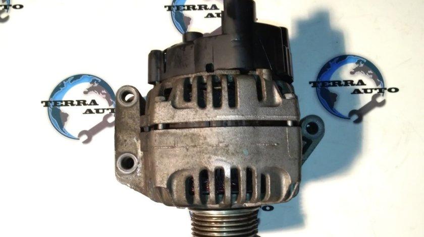 Alternator Fiat Punto 1.3 jtd Multijet - euro 5, 55kw 75 cp, cod motor 199A9000