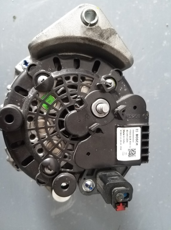 Alternator land rover discovery 5 2.0 d l462 f002g1b904-01