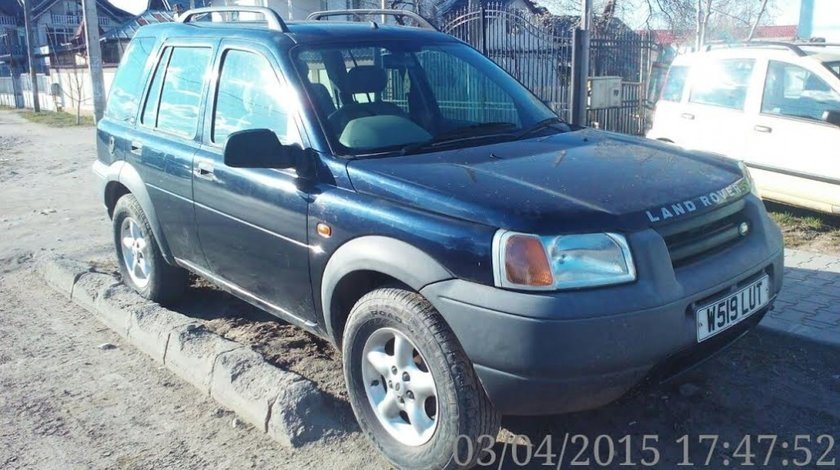 Alternator land rover freelander 1.8 benzina 117 cp 2001
