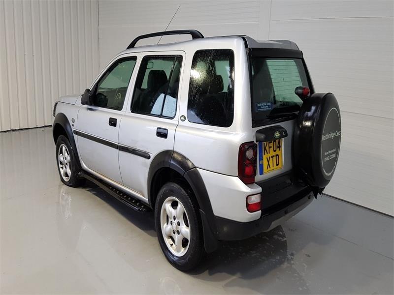 Alternator Land Rover Freelander 2004 suv 2.0