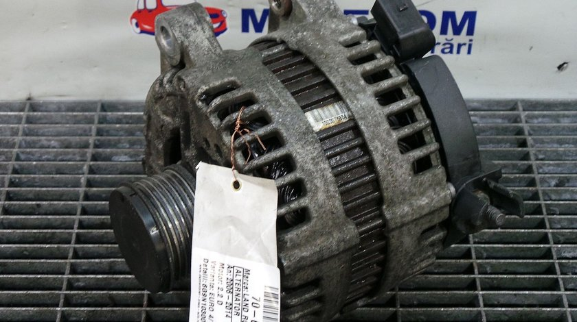 ALTERNATOR LAND ROVER FREELANDER FREELANDER 2.2 D - (2006 2014)