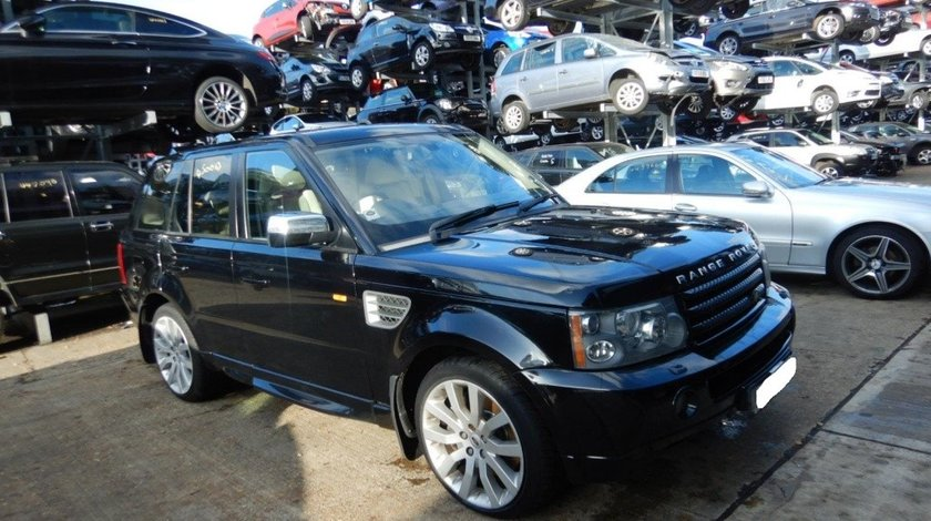 Alternator Land Rover Range Rover Sport 2007 suv 2.7