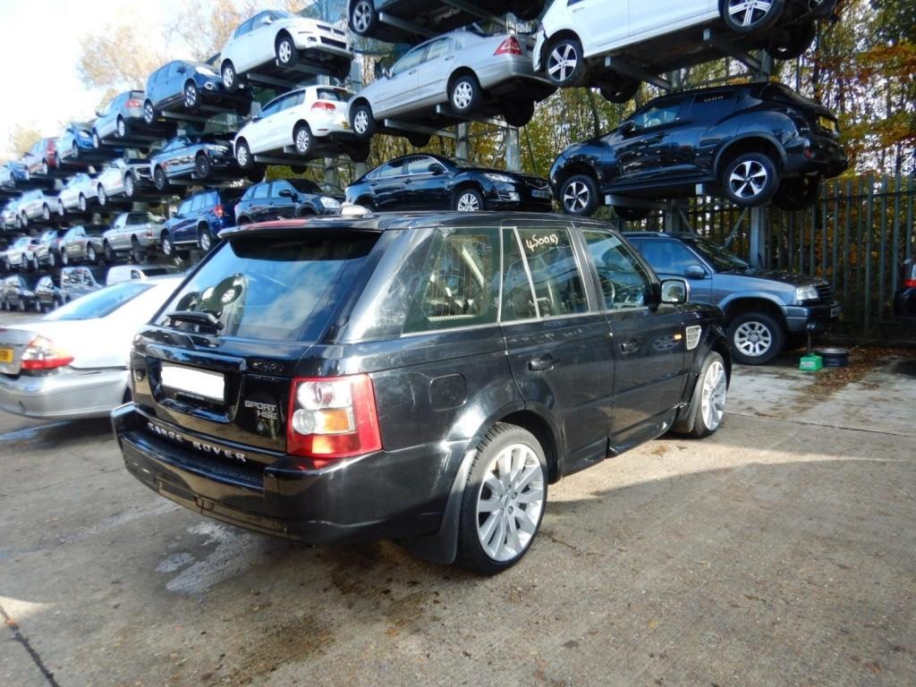 Alternator Land Rover Range Rover Sport 2007 suv 2.7