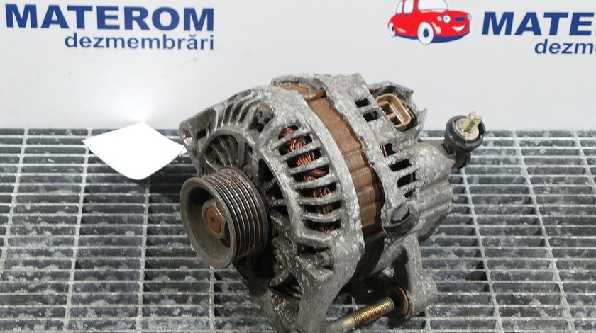 ALTERNATOR MAZDA 3 (BK) 2.0 MZR-CD diesel (2003 - 10-2009-12)