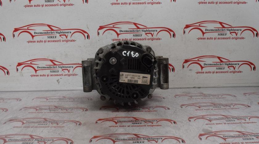 Alternator Mercedes C Class C180 W204 1.8 B A2711541402 6