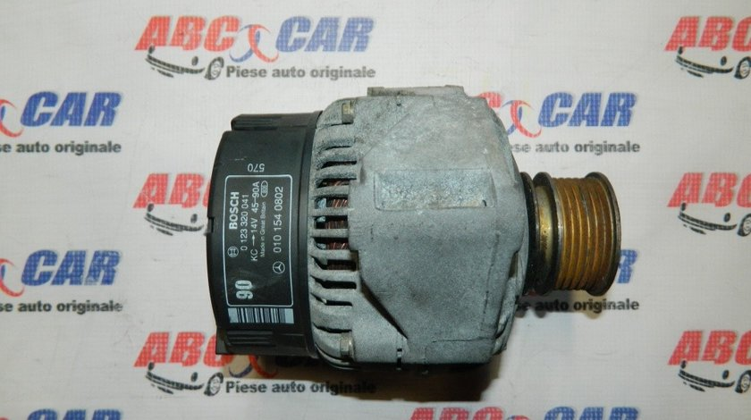 Alternator Mercedes C-Class W202 14V 90A 1993-2000 Cod: 0101540802