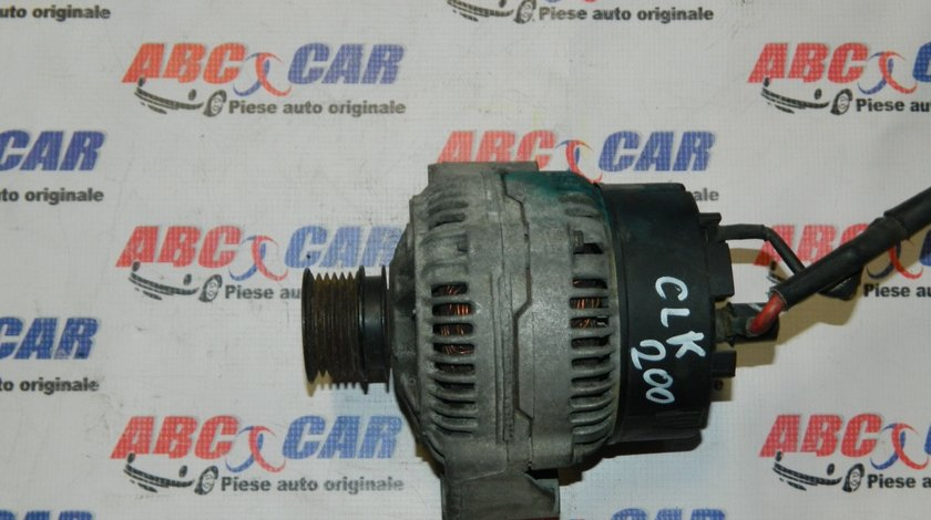 Alternator Mercedes C-Class W202 14V 90A cod: 0123320044 / 0101544602 model 1997