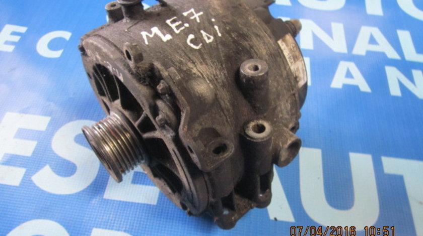 Alternator Mercedes E220 S210; Delphi A0001502450 /190A