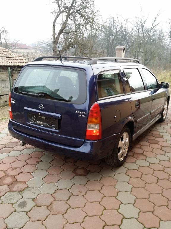 Alternator Opel Astra G 2.0DTI