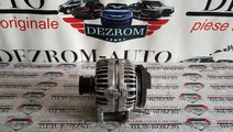 Alternator original 140A VW Passat B6 1.6 TDI 102 ...