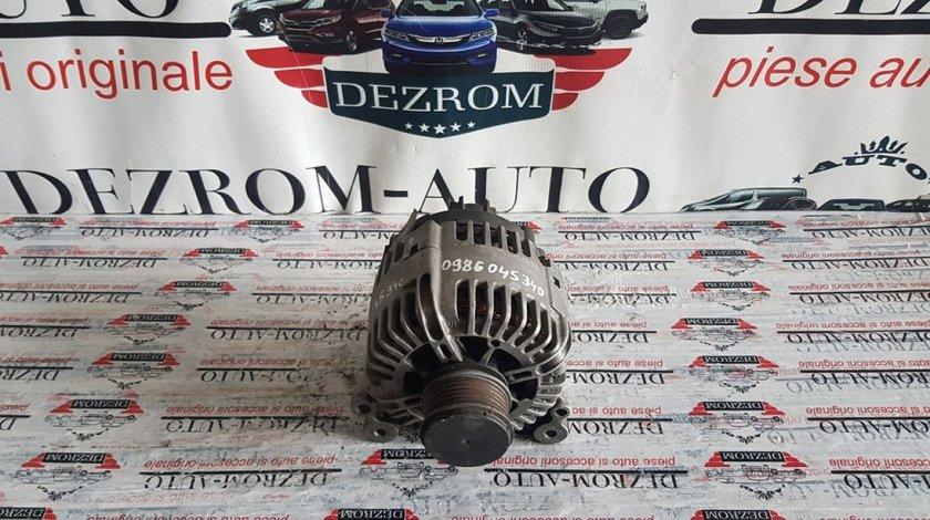 Alternator original 140A VW Passat B6 (3C, 3C2) 1.9 TDI 105 CP 0986045340