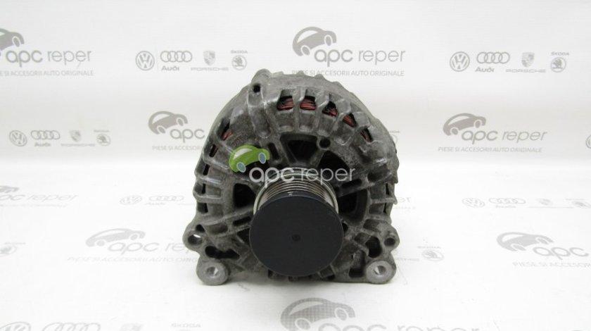 Alternator Original Audi A3 8V / Q3 8U / Q2 / A1 / TT / VW Amarok / Crafter - Cod: 03L903023L