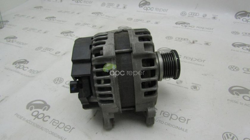 Alternator Original Audi A4 8k, A5 , Q5 8R 2,0Tdi Cod OEM 03L903017E