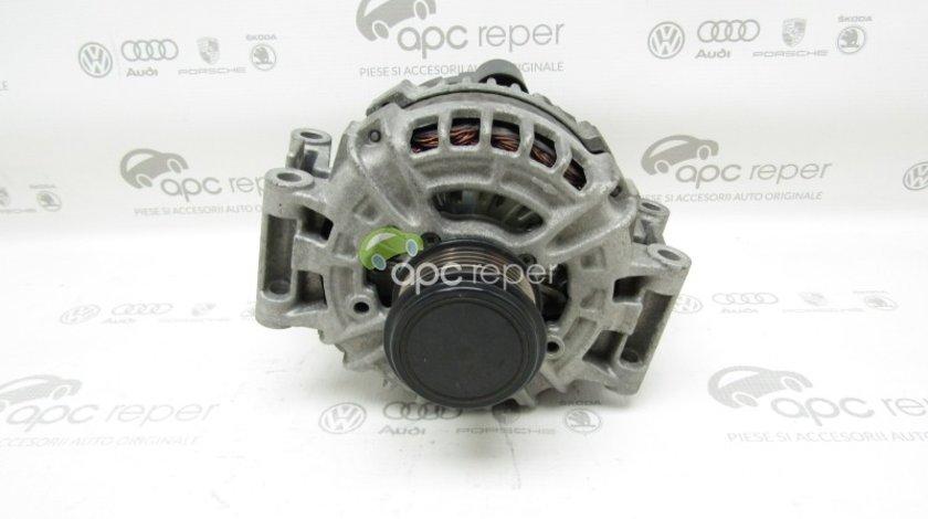 Alternator Original Audi A4 B8 8K / A5 8T - 2.0 TFSI - Cod: 06H903017J