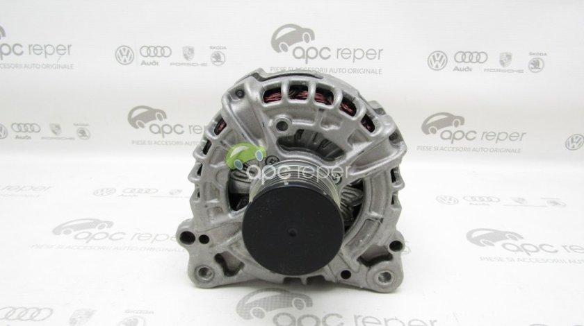 Alternator Original Audi A4 B8 8K / A5 8T / Q5 8R 2.0 TDI - Cod: 04L903017E