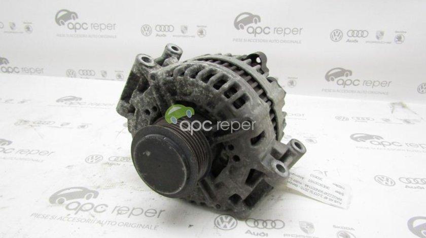 Alternator Original Audi A6 C6 4F/ S6 - 3.2 FSI - Cod: 06E903016T