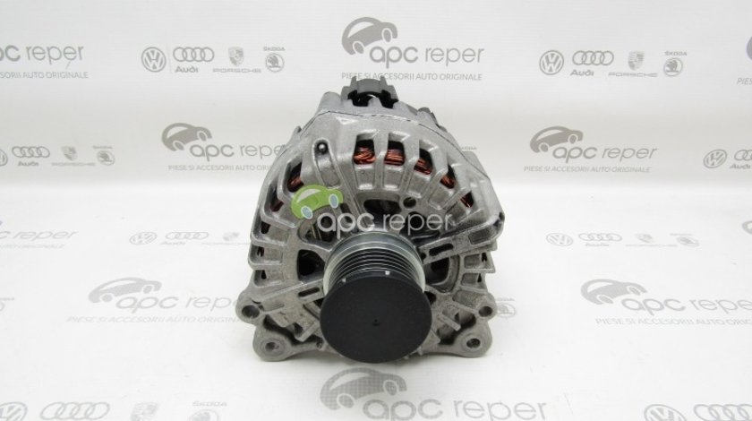 Alternator Original Audi A6 C7 4G - 2.0 TDI , 14V 180A - Cod: 04L903017C
